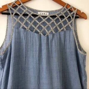 THML strappy tank top